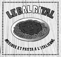 illustration de présentation de la soirée avec LE BAL RITAL