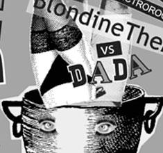 illustration de présentation de la soirée avec DADA HOT : BLONDINE THEMIX et DADA
