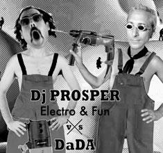 illustration de présentation de la soirée avec LES PERFOREUSES #4!<br />DJ PROSPER vs DADA