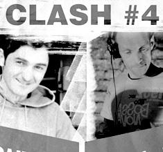 illustration de présentation de la soirée avec DIGGER'S CLASH #4 : DJ TOM B. vs DJ TONY S