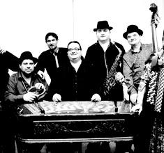 illustration de présentation de la soirée avec Nadara Gypsy Band
