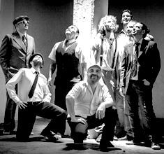 illustration de présentation de la soirée avec Rosario Smowing Band (Argentine)
