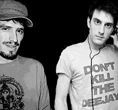 illustration de présentation de la soirée avec DON'T KILL THOSE DJS : RAFAL REFA + FRVSENS
