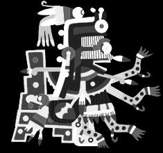 illustration de présentation de la soirée avec MIXTISSAGE #3 : CUCURUCHO ● ROCKY MARSIANO  (PT) ● SUPAGROOVALISTIC (FR)