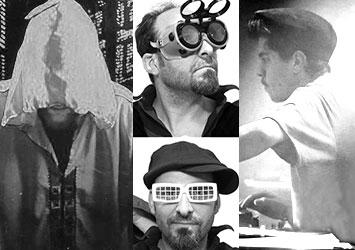 illustration de présentation de la soirée avec WORLD ZONE DJS : THOMSCAT + FEDAYI PACHA + DJ CLICK