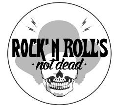 illustration de présentation de la soirée avec ROCK N ROLL IS NOT DEAD : KEVLARRR & D'JEYN GENIE  + DJ LEAX