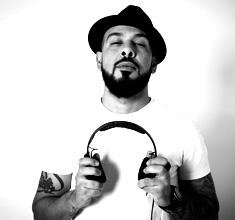 illustration de présentation de la soirée avec DJ DJEL + DJ OLI G