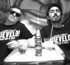 illustration de présentation de la soirée avec MUEVELO : PEDROLITO + MC C-IMPERATRIZ + KATJA KUBIKOVA