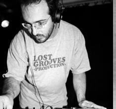 illustration de présentation de la soirée avec AURELIO + DJ F