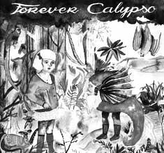 illustration de présentation de la soirée avec FOREVER CALYPSO RELEASE PARTY !