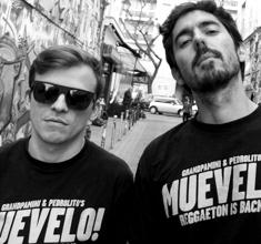 illustration de présentation de la soirée avec MUEVELO : PEDROLITO + MC C-IMPERATRIZ + Q-RICHI