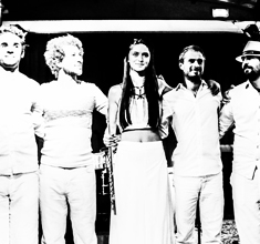 illustration de présentation de la soirée avec LE 12è FESTIVAL DES CULTURES JUIVES : « AUDACE ! » w/ CIGARILLOS EN EL SHTRUDDLE