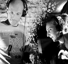 illustration de présentation de la soirée avec RUA CARIOCA : DJ TOM B. + VODKAKOKA