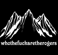 illustration de présentation de la soirée avec WHOTHEFUCKARETHEROGERS