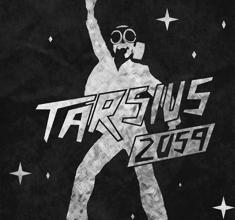 illustration de présentation de la soirée avec TARSIUS +  « DISCO FEVER » by DJ CHICKEN & BLACK BAZAR