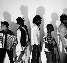illustration de présentation de la soirée avec AFRO BAL : SORA YAA BAND + + DJ CUCURUCHO