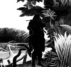 illustration de présentation de la soirée avec PANCHAMA COLLECTIF : LES TYRASSONORES (LIVE) + LES PANCHAMALES (DJ SET)