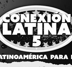 illustration de présentation de la soirée avec CONEXION LATINA 5
