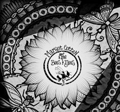 illustration de présentation de la soirée avec OLIVE&CLYDE   et MARGOT COTTEN & THE BEE'S KNEES