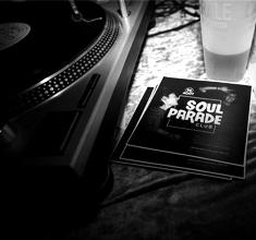 illustration de présentation de la soirée avec SOUL PARADE #58 invite DR KRUGER (UK)