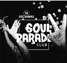 illustration de présentation de la soirée avec SOUL PARADE CLUB #60 : BIRTHDAY BASH