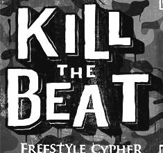 illustration de présentation de la soirée avec KILL THE BEAT PARTY