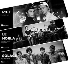 illustration de présentation de la soirée avec Le Horla / R!FT / Solace