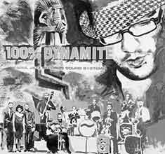 illustration de présentation de la soirée avec The Soulclash x SPECIALE 100% DYNAMITE