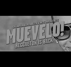 illustration de présentation de la soirée avec Muevelo x Grandpamini x Pedrolito Radioglobal x Mc C-Imperatriz