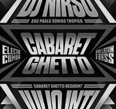 illustration de présentation de la soirée avec CABARET GHETTO w/ Dj Nirso & Julio Inti