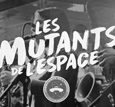 illustration de présentation de la soirée avec Les Mutants de l'espace