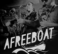 illustration de présentation de la soirée avec Afreeboat