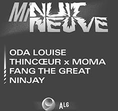 illustration de présentation de la soirée avec MI-Nuit Neuve / Squad Neuf