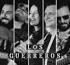 illustration de présentation de la soirée avec Los Guerreros