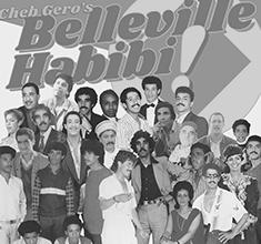 illustration de présentation de la soirée avec Belleville Habibi #7 feat Toukadime