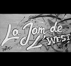 illustration de présentation de la soirée avec La Jam de l'West #18