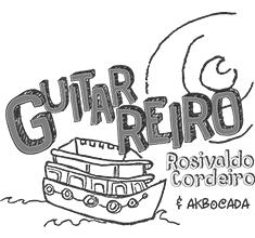 illustration de présentation de la soirée avec GUITARREIRO