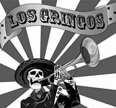 illustration de présentation de la soirée avec Fiesta de Los Gringos