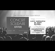illustration de présentation de la soirée avec Une couverture pour l'hiver – concert solidaire