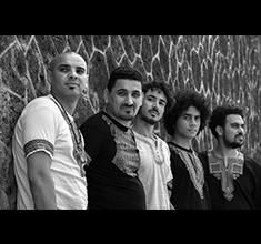 illustration de présentation de la soirée avec Jazz Oil, Madou x Feddini, Simarek