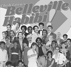 illustration de présentation de la soirée avec Belleville Habibi #9 Spéciale Algérie w/ Sofiane Said