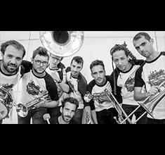 illustration de présentation de la soirée avec Nola French Connection Brass Band