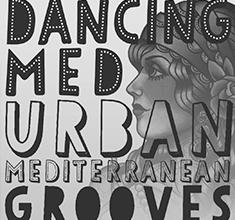 illustration de présentation de la soirée avec Dancing MED lives et Sophie Ménissier et Dj Click ft Nadia Potinga…