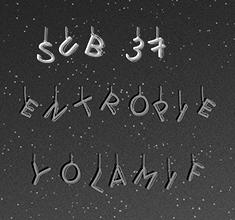 illustration de présentation de la soirée avec La FÊTE – SUB37 & Entropie & Yolamif