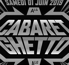 illustration de présentation de la soirée avec Cabaret Ghetto djs Stay Reo – Afroriot – Julio Inti