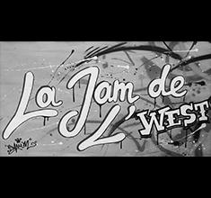 illustration de présentation de la soirée avec La Jam de l'West