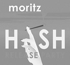illustration de présentation de la soirée avec MORITZ (Release party) et Apaache