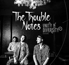 illustration de présentation de la soirée avec The Trouble Notes