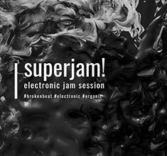 illustration de présentation de la soirée avec Superjam!