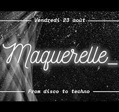 illustration de présentation de la soirée avec Maquerelle – all night long